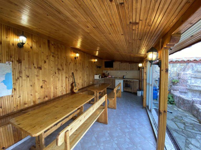 Хотел Кавръкови Павел баня - кухня